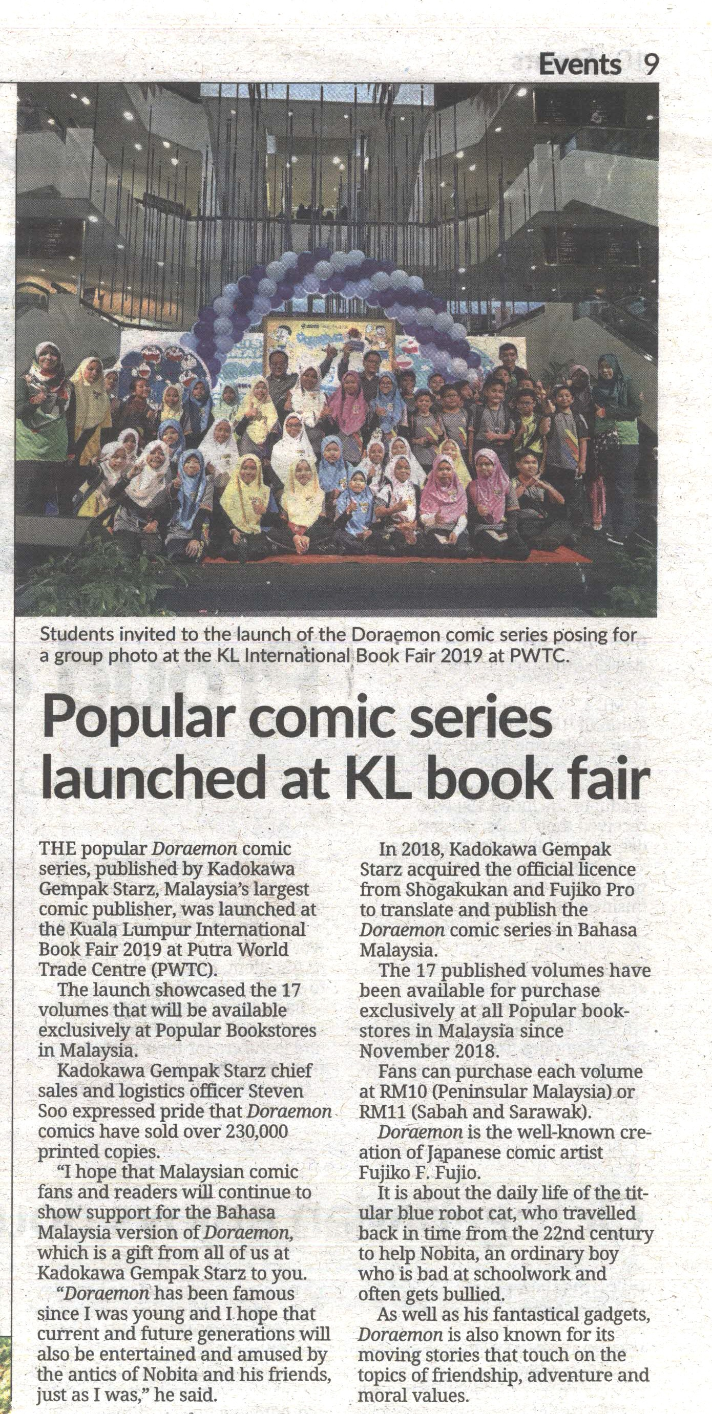 Malaysia publisher | Malay comic books | book publication in Malaysia